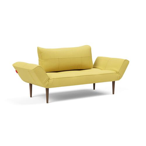 "ZEAL SOFA SEAT & CUSHION, 31""X79""/STYLETTO HH LEGS & CUSHION INSERT"