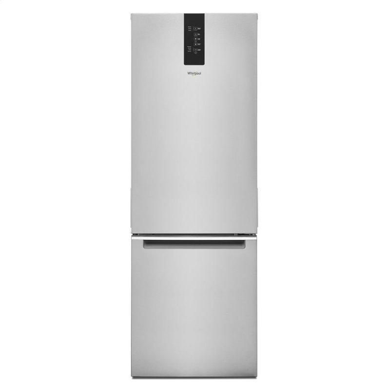 24-inch Wide Bottom-Freezer Refrigerator - 12.7 cu. ft.