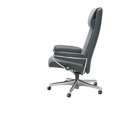 See Details - Stressless® Paris Home Office High Back