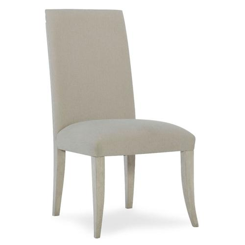 Dining Room Elixir Upholstered Side Chair - 2 per carton/price ea