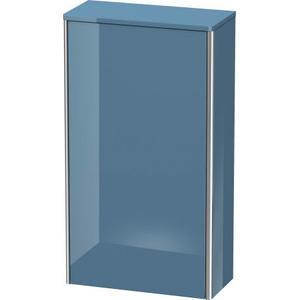 Product Image - Semi-tall Cabinet, Stone Blue High Gloss (lacquer)
