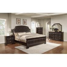 Metro Bicast Queen 4PC Bedroom Set