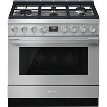 See Details - Range Stainless steel CPF36UGMX