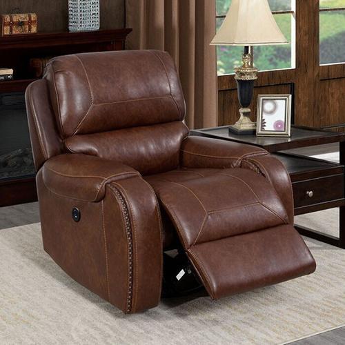 Furniture of America - Walter Power Recliner
