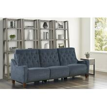 CHELSEA - WILLOW BLUE Power Sofa (811LP, 840, 811RP)