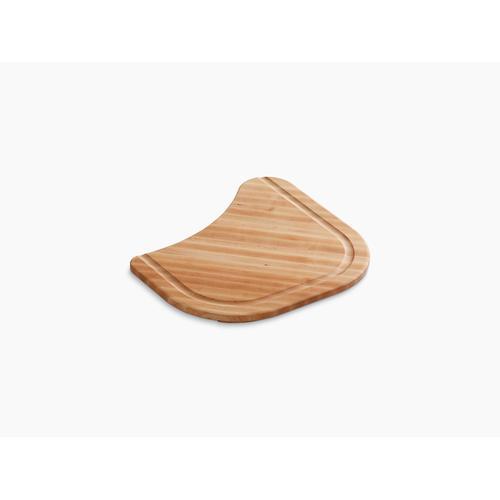 Hardwood Cutting Board for Undertone Kitchen and Bar Sinks