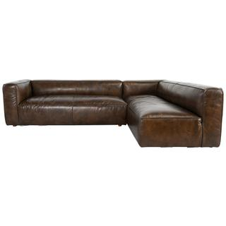 Gilman LAF Sofa Brown