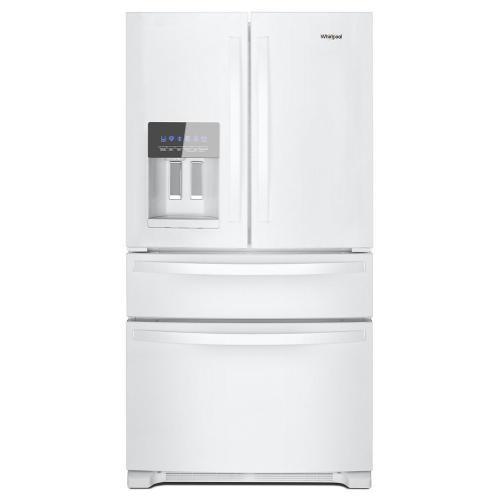 Product Image - 36-Inch Wide French Door Refrigerator - 25 cu. ft.