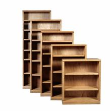 Forest Designs Bullnose Bookcase: 36W X 48H X 13D (One Bookcase) - 48h