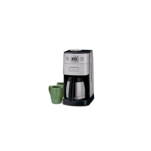 Grind & Brew Thermal 10 Cup Automatic Coffeemaker