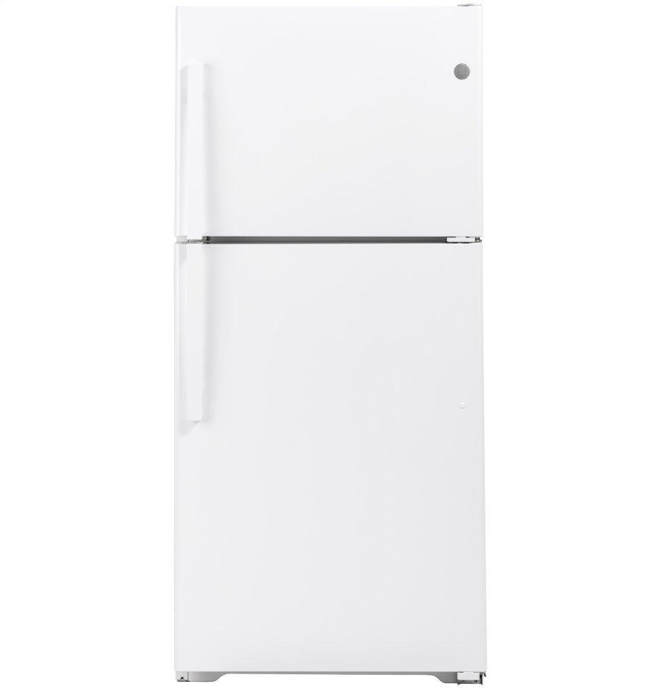 GEGe® 21.9 Cu. Ft. Top-Freezer Refrigerator