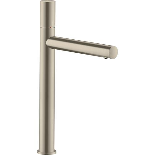 Brushed Nickel Single-Hole Faucet 260 with Zero Handle, 1.2 GPM