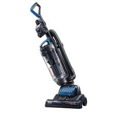 BLACK+DECKER POWERSWIVEL Upright Vacuum Cleaner - Complete - Blue