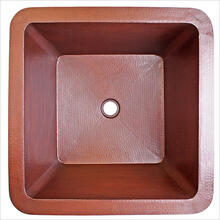 "Large Square 1.5"" drain"""