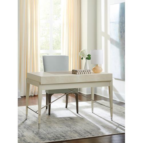 Sligh Furniture - Camarillo Faux Shagreen Writing Desk