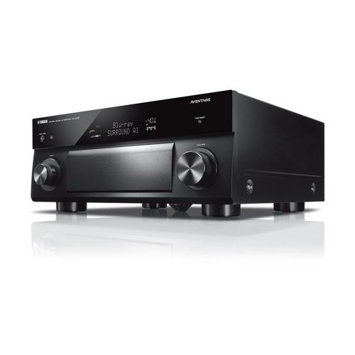 Yamaha - RX-A1080 Black AVENTAGE 7.2-Channel AV Receiver with MusicCast