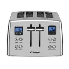 See Details - 4 Slice Countdown Metal Toaster