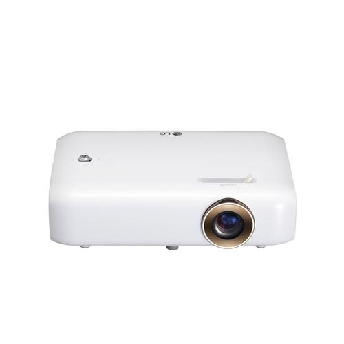 LG Canada - CineBeam LED Projector with Built-In Battery, Bluetooth Sound Out and Screen Share