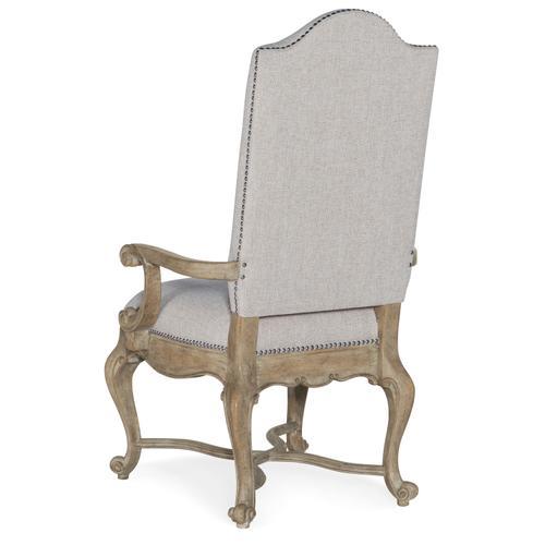 Hooker Furniture - Castella Uph ArmChair-2 per ctn/price ea