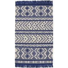 Kahlo Sapphire - Rectangle - 5' x 8'