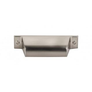 Channing Cup Pull 2 3/4 Inch (c-c) - Brushed Satin Nickel