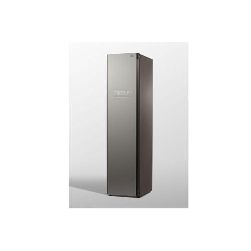 LG - Styler - Refresh Garments in Minutes with Smart wi-fi Enabled Steam Clothing Care System