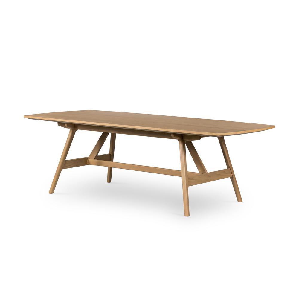 See Details - Yara Dining Table-burnished Oak