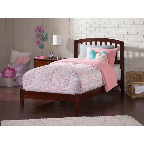 Richmond Twin Bed in Walnut