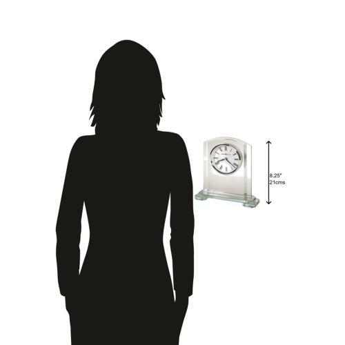Howard Miller - Howard Miller Stratus Alarm & Table Clock 645752