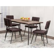 Meteor 5pc Dining Set