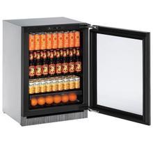 """See Details - 24"""" Refrigerator With Integrated Frame Finish (230 V/50 Hz Volts /50 Hz Hz)"""