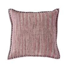 Bailey Pillow Cover Wine