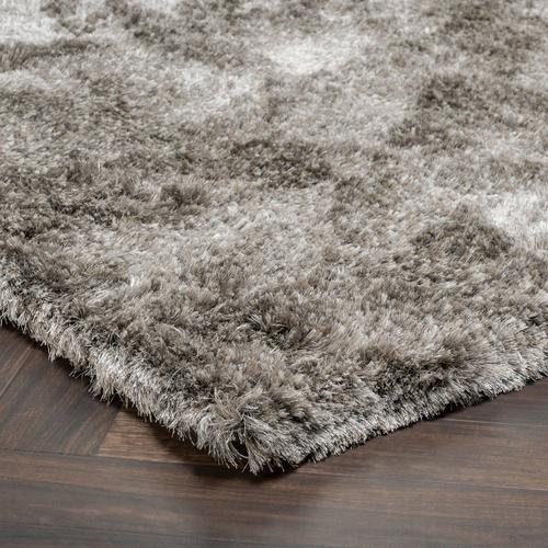 Classic Home - Carter Shag Taupe 5x8