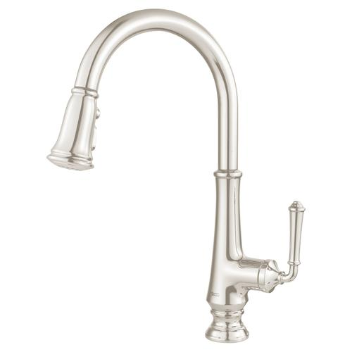American Standard - Delancey Pull-Down Kitchen Faucet  American Standard - Polished Nickel