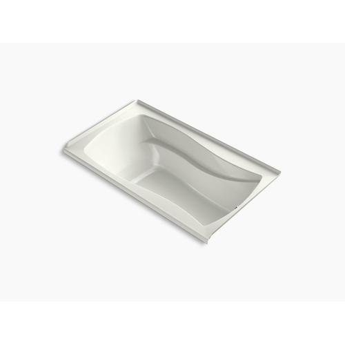 "Dune 66"" X 36"" Integral Flange Heated Bubblemassage Air Bath With Right-hand Drain"