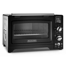 """See Details - 12"""" Convection Digital Countertop Oven Onyx Black"""