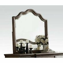 ACME Baudouin Mirror - 26114 - Weathered Oak