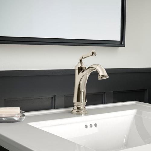 American Standard - Delancey Single Handle Faucet  American Standard - Polished Nickel
