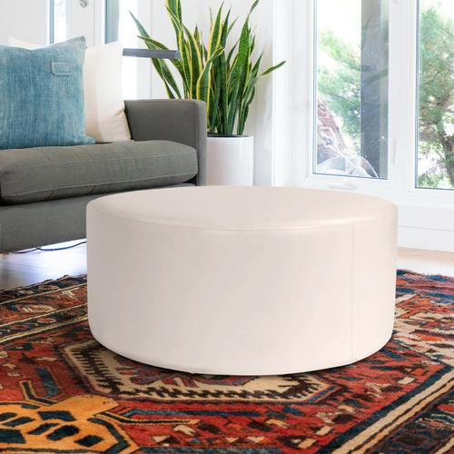 """Universal 36"""" Round Cover Atlantis White (Cover Only)"""