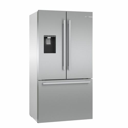 500 Series French Door Bottom Mount Refrigerator 36'' Easy clean stainless steel B36CD50SNS