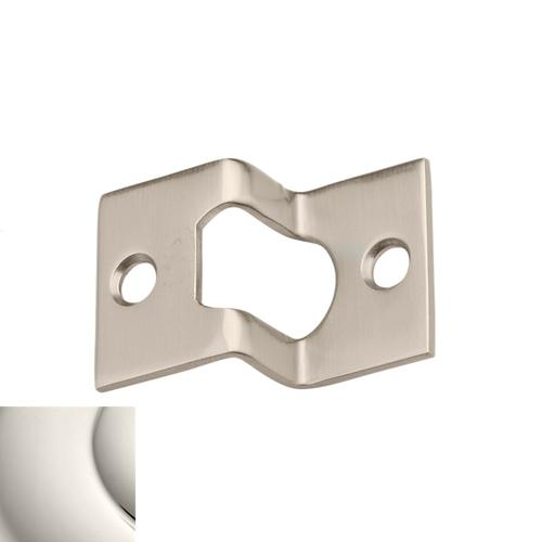 Polished Nickel Rabbeted Guide