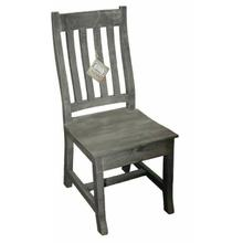 See Details - Charcoal Grey Romeo Chair