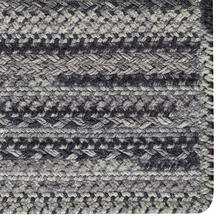 Bayview Metal Braided Rugs (Custom)