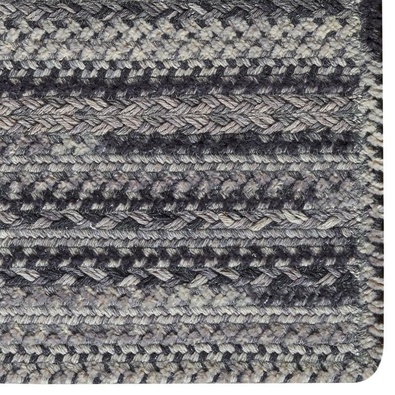 Bayview Metal Braided Rugs (Custom)