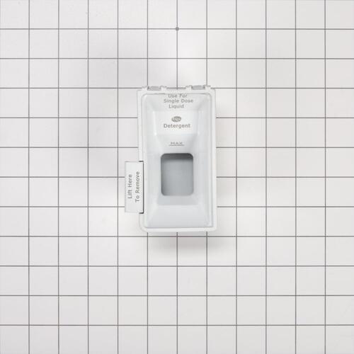 Maytag - Washer Single Dose Detergent Dispenser