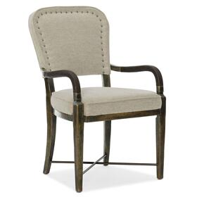 Dining Room Crafted Upholstered Arm Chair - 2 per carton/price ea