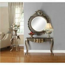 ACME Bayley Accent Mirror (Wall) - 90125 - Bronze