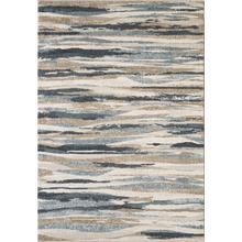 """See Details - Avalon 5620 Ivory/blue Landscapes Area Rug 3'3"""" X 5'3"""""""