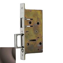 Venetian Bronze 8603 Pocket Door Strike with Pull