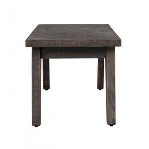 Laval Coffee Table Grey Finish